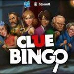 cluedo bingo