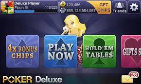 poker delux