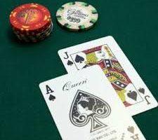 Blackjack jugar